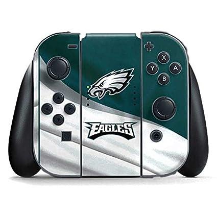 Amazon.com: NFL Philadelphia Eagles Nintendo Switch Joy Con ...