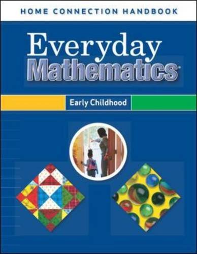 Everyday Mathematics, Grades PK-K, Home Connection Handbook (Early Childhood) pdf