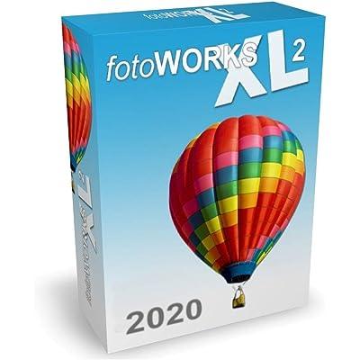 FotoWorks XL (2020) - Editor de Fotos, Software Fotografia Español, Edición Fotográfica, Editar Fotos, Programa Fotos - Muy fácil de usar