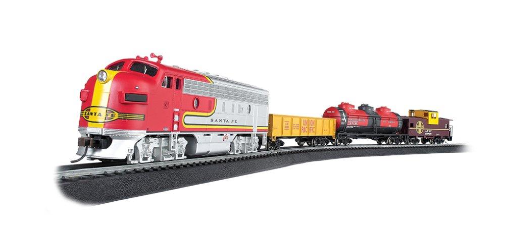 Bachmann Canyon Chief Ready to Run Electric Train Set