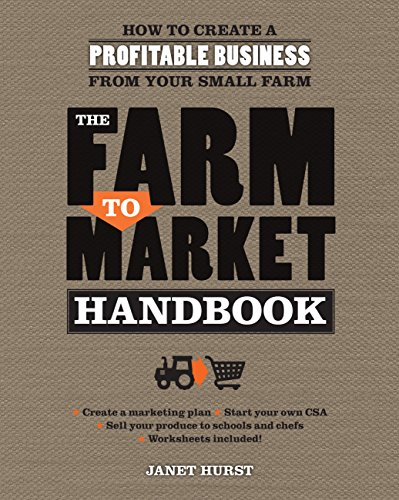 The Farm to Market Handbook: How to create a profitable business from your small farm (Market Farm)