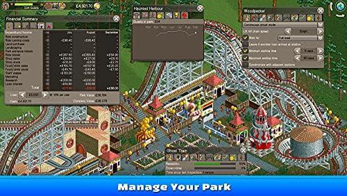 RollerCoaster Tycoon Classic - Actualités des Jeux Videos