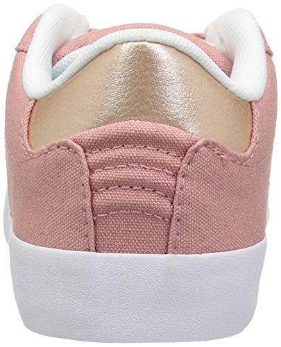 Lifestyle rust 668 Converse Basses peach Sneakers Star Pink Point Ox Femme white Multicolore OndCq