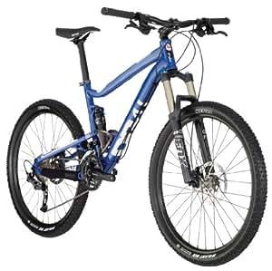 Diamondback 2012 Sortie 2 Trail Full Suspension Mountain Bike (Blue, 15.5-Inch/ Small)
