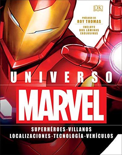 Ultimate Marvel (Spanish Language Edition) (Spanish Edition) by DK