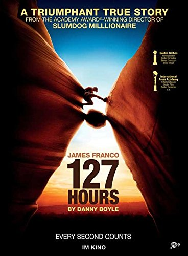 27 x 40 127 Hours Movie Poster