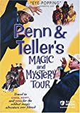 Penn & Teller s Magic and Mystery Tour by Penn Jillette