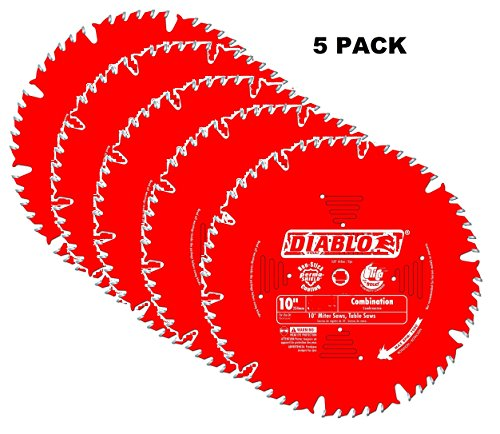 10 freud combination saw blade - 8
