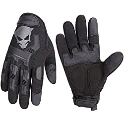 Rigwarl Tactical gloves all refers to the mechanic riding a bike outdoor sports anti - skid touch screen gloves (XL)