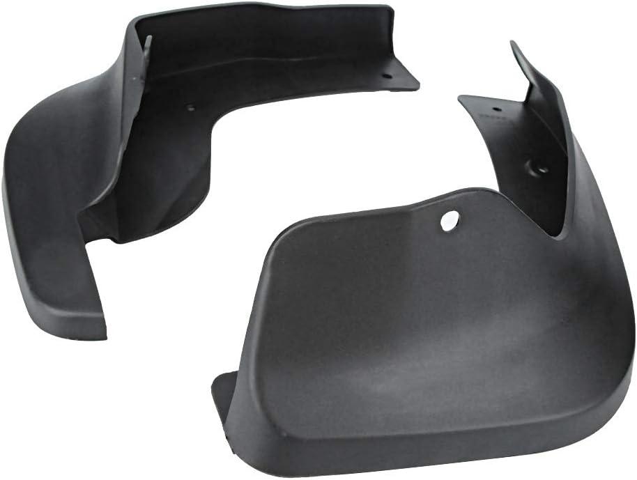 Gorgeri 4Pcs Car Wheel Mudguard Car Front Rear Mud Flap Mudguard Fender Replacement for N issan Qashqai 2011-2017