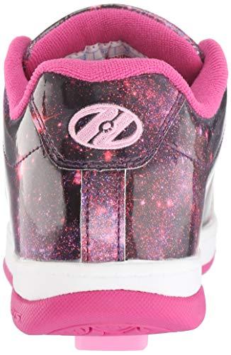 Pictures of Heelys Girls' Split Tennis Shoe Berry/Galaxy HE100382H 8