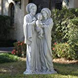 Design Toscano The Holy Family Statue Size: Estate For Sale