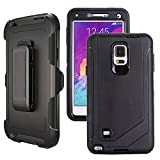 Best Galaxy Note 4 Waterproof Cases - Galaxy Note 4 Case Heavy Duty,Harsel Defender Series Review