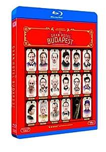 El Gran Hotel Budapest [Blu-ray]