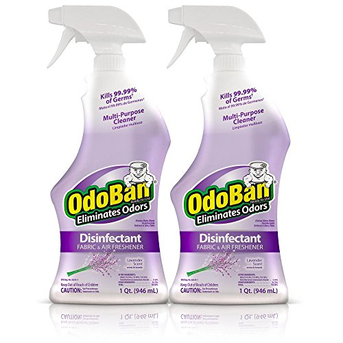 Price comparison product image OdoBan 32 oz. Lavender Ready-to-Use Cleaner and Disinfectant Value Pack