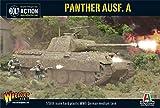 Bolt Action - Panther Ausf. A - Model Kit - WGB.WM.504 - seigneur de guerre Jeux