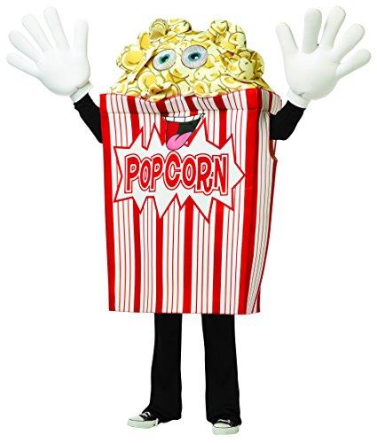 Rasta Imposta Popcorn Wavers Mascot Adult -
