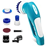 inspiring modern corner shower Housmile Electric Spin Scrubber, Floor Scrubber Cordless Tub and Tile Scrubber with 3 Replaceable Cleaning Scrubber Brush Heads 1 Scouring Pad, for Bathroom, Floor, Wall and Kitchen