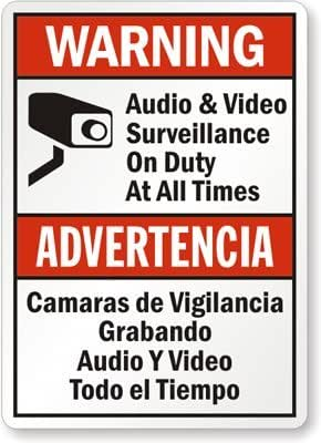 Amazon.com: Audio y vídeo de vigilancia on Duty en todo ...