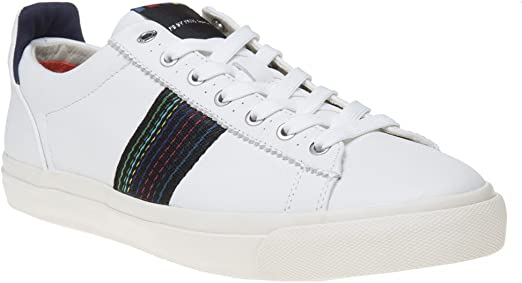 Paul Smith Leather Seppo Trainers