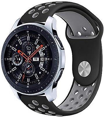fc7ca1d4229 Amazon.com  Galaxy Watch 46mm Bands