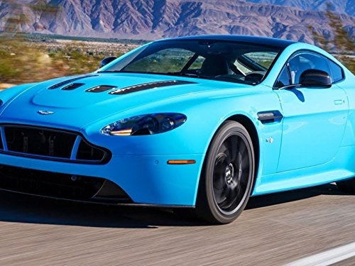 2015 Aston Martin V12 Vantage S: The Biggest V-12 In The Smallest Aston!
