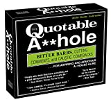 The Quotable Ahole 2020 Boxed Daily Calendar