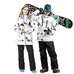 STEDMNY-Coppia-Tuta-da-Snowboard-Impermeabile-Traspirante-Uomo-Donna-Invernale-Giacca-da-Sci-Calda-Pantaloni-Cappotto-da-Sci-Sportivo-allaperto-Cappotto
