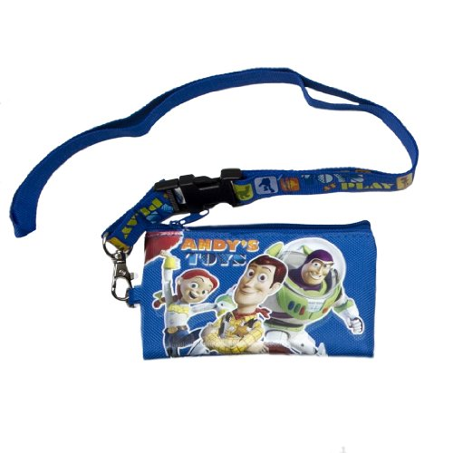 Price comparison product image Disney Pixar Toy Story Lanyard Blue