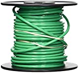 8 thhn 50 feet - Southwire 22977317 50-Feet 10-Gauge Stranded Thermoplastic High Heat Resistant Nylon Jacket THHN Multi-Purpose BuildingWire, Green