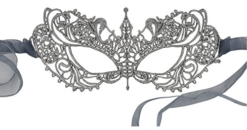 Lace Eye Mask - 1