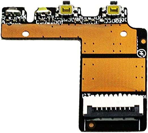 New Power Button Board For Lenovo Yoga 2 Pro 20266 NS-A073P NSA073 45503012001