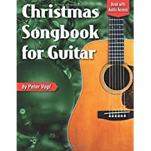 Christmas Songbook for Guitar: Book with Online Audio Access