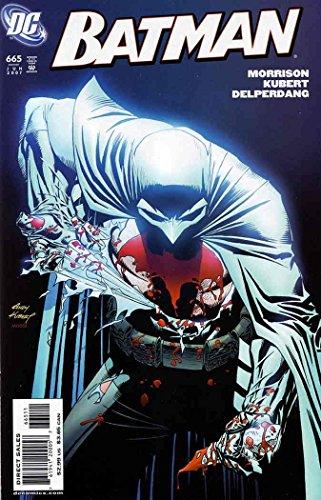 Download Batman #665 : The Black Casebook (DC Comics) B000VL9V0S