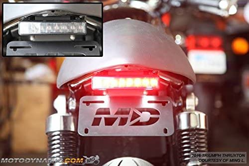 2016-2018 Smoked Fender Eliminator Integrated Tail Light To Fit KTM 690 Enduro SMC R