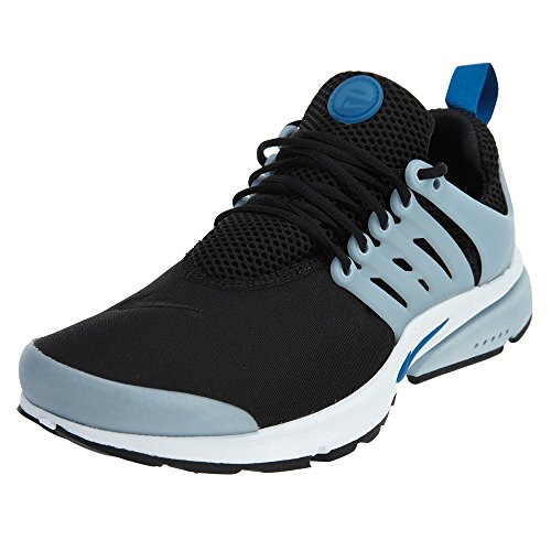 Nike Homme Air Presto Essentiel Noir / Bleu Jay-light Bleu Marine