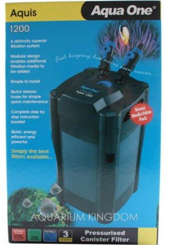 Aqua One Aquis 1200 Canister Filter 1200LH