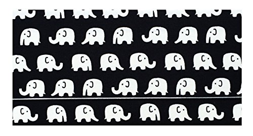 - Basic Elephants Cotton Checkbook Cover for Top Tear Checks, Checkbook Holder for Women, Checkbook Wallet for Men, Check Writer Cover, Check Register Holder and Checkbook Keeper