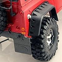 Plastic RC Crawler Fender Flares for Axial SCX10 RC4WD Gelande II D90 D110 Shell