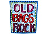 bulk buys - old bags rock luggage tag ( Case of 18 )