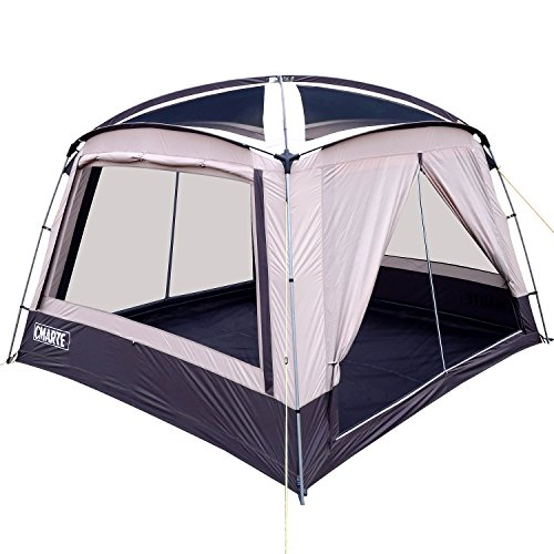 cmarte 6-8 Person Big Camping Tent Good for 6-8 peroson Tent, Family tent or Party Tent.