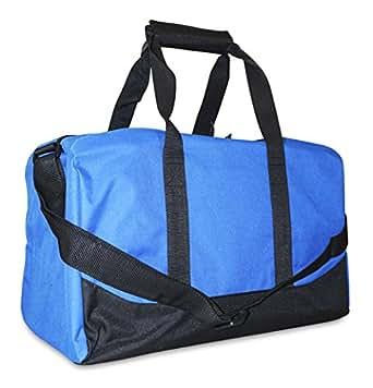 Sports Small Duffle Bag (Blue)
