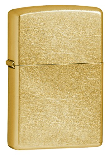 Zippo Gold Dust Pocket (Gold Lighter)