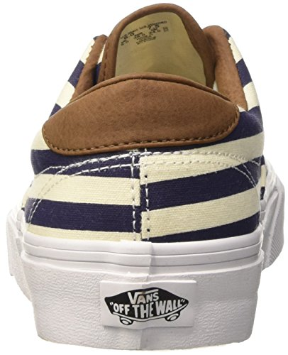 Vans U Era 59 - Zapatillas Unisex adulto Azul / Blanco