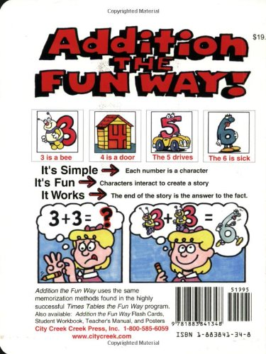 Addition the Fun Way!: A Picture Method of Learning the Addition ...
