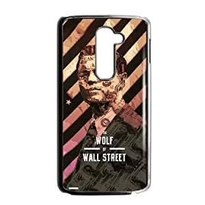LG G2 Cell Phone Case Black The Wolf Of Wall Street Dxhic
