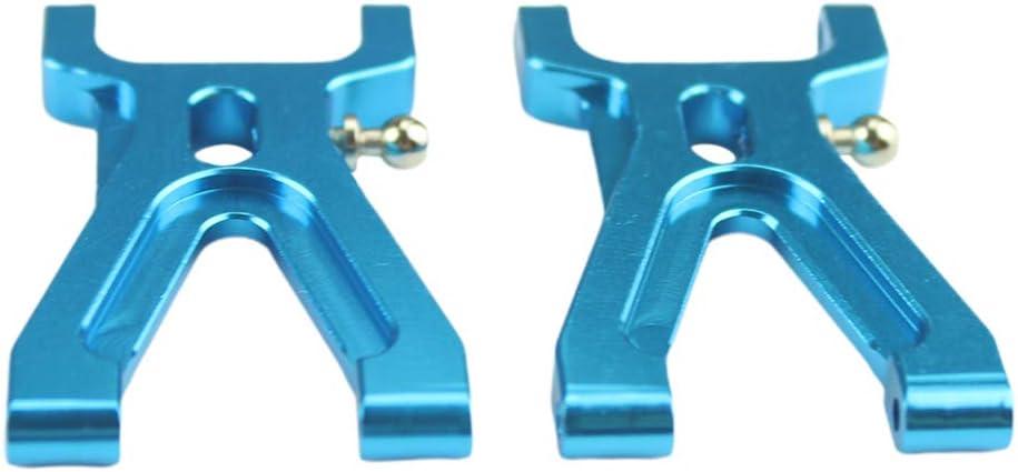 AKDSteel WL-Toys - Piezas de Metal para Brazo de suspensión Delantera y Trasera para WL-Toys A959 A969 A979 K929 A959-B A979-B RC 1/18 RC Coche para Juguetes Regalos