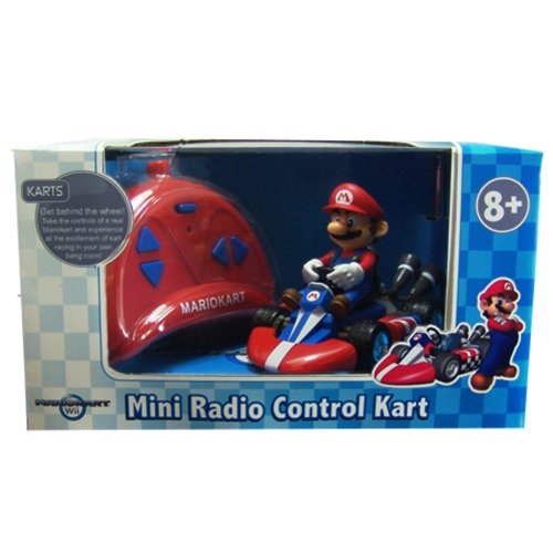 rio Kart Small Radio Control Car by Goldie International (Mario Kart Radio)