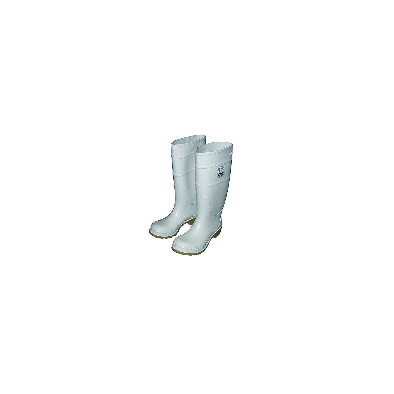 ふるさと納税 Joy魚boot9-joyfish-wホワイトPVC 16 Bootメンズsz9 16