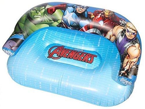 Marvel Vengadores Inflable Blow-Up sofá sillón para niños: Amazon ...